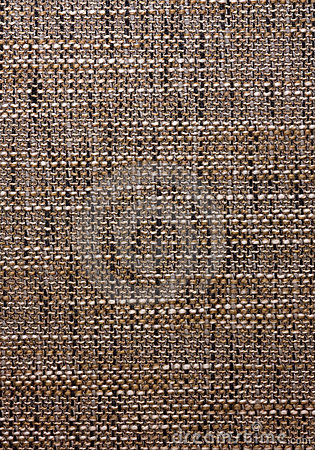 Vertical texture of a coarse fabric