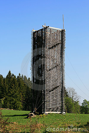 Vertical Wood Stores