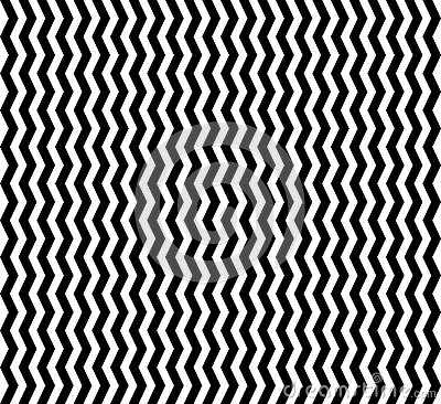 Free Vertical Zigzag Seamless  Pattern Stock Photos - 57435963