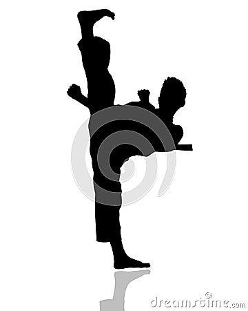 Verticle Side Kick