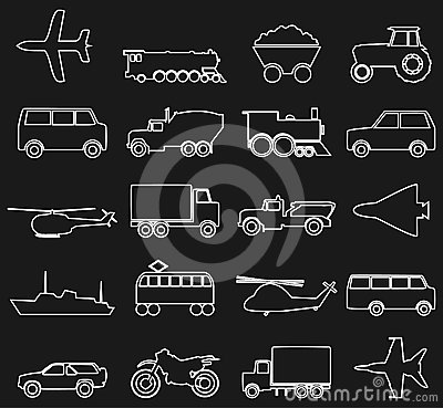 Vervoer icons3