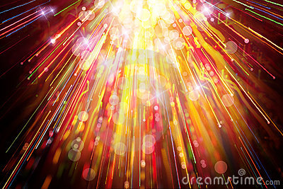 Very emotional abstract festive background