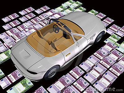 Very expensive car