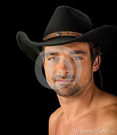 Very handsome sexy Italian Cowboy