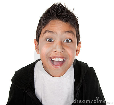 Very Happy Youngster