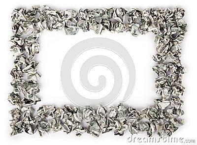 Crimped Cash Frame