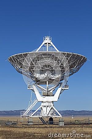 Very Large Array Radio Telescope