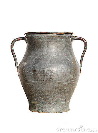 Very old jug