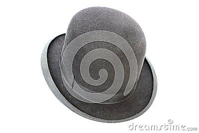 Very old silk hat