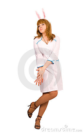 Very sexy nurse