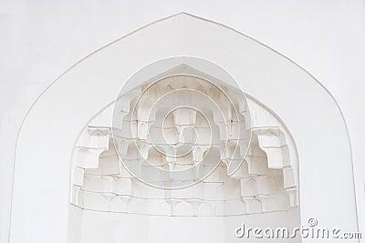 Verzieren Sie in der Moschee