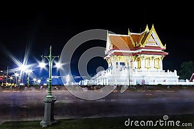The vesak day in thailand Editorial Stock Photo
