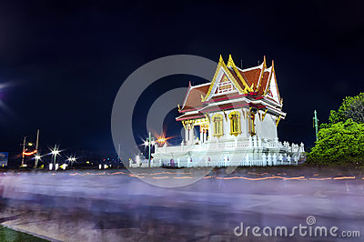 The vesak day in thailand Editorial Stock Image