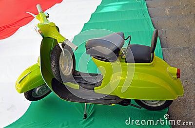 Vespa - Italian Icon