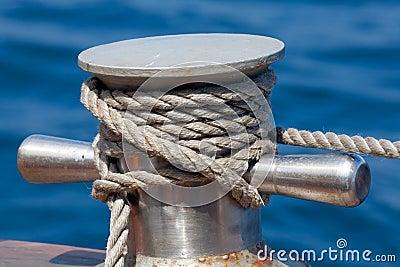 Vessel rope