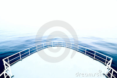 Vessel s bow