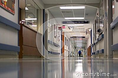 Vestibule d hôpital