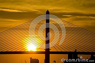 Vet Bridge Sunrise 2