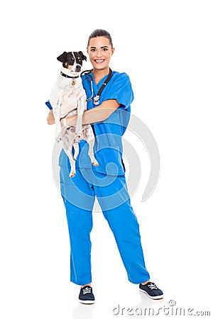 Free Vet Holding Pet Stock Images - 29924004