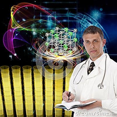 Vetenskaplig innovativ forskning