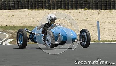 Veteran Cooper Racing Car Editorial Stock Image