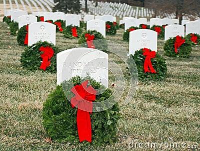 Veteran s Cemetery 4 Editorial Stock Image
