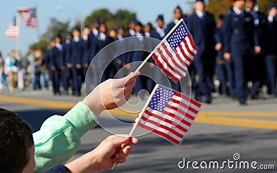 Veteran s Parade