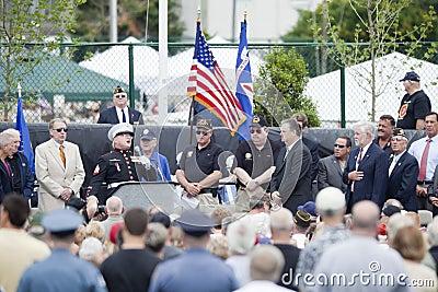 Veterans Editorial Stock Image