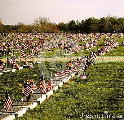 Veterans  Cemetary