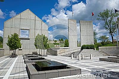 Veterans Memorial Editorial Photo