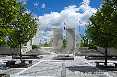 Veterans Memorial Editorial Image
