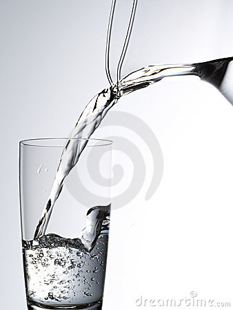 Vetro di acqua