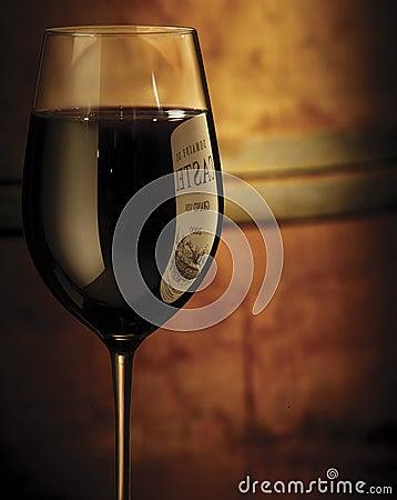 Vetro di vino