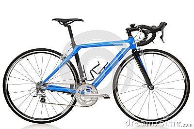 Vägcykel