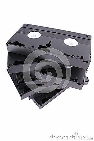 Free Vhs Cassette Tape Stock Photos - 6645503