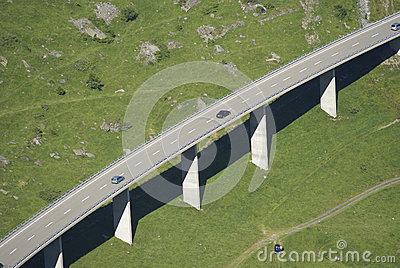 Viaduto da estrada