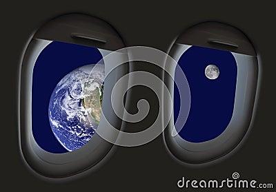 Viaggio nello spazio