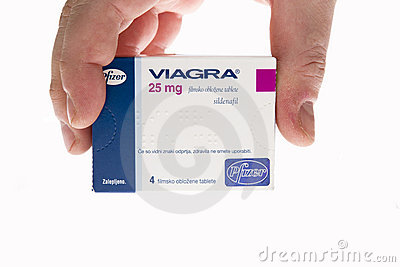 Viagra pills tablets isolated on white Editorial Stock Photo