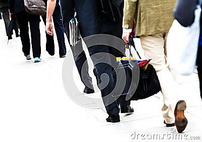 Viajantes de bilhete mensal