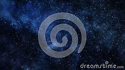 Viaje en espacio profundo