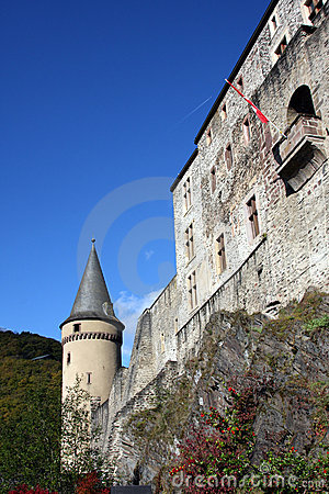 Vianden Fortress Luxembourg