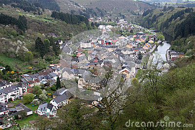 Vianden, the Grand Duchy of Luxembourg