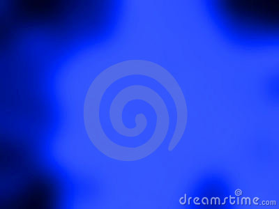 Vibrant Blue Blur wallpaper background
