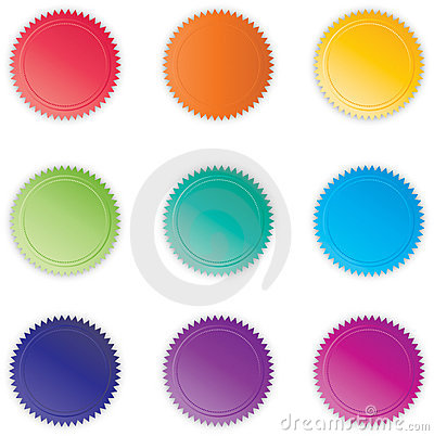 Free Vibrant Buttons Stock Photos - 20790363