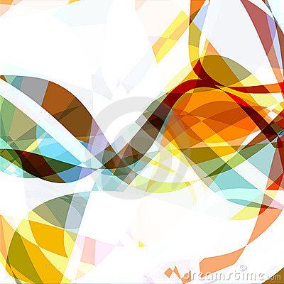 Vibrant colorful background