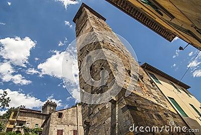 Vicopisano (Pisa) - Medieval tower