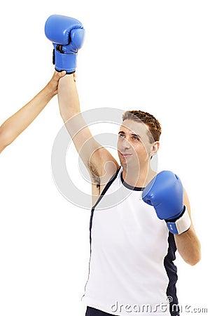 Victor boksera