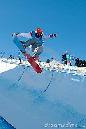 Victor Habermacher, Youth Olympic Games Editorial Image