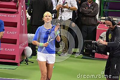 Victoria Azarenka 7 Editorial Photo