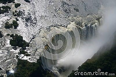 Victoria Falls. Zambia